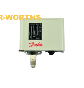 danfoss pressure switch manual pdf